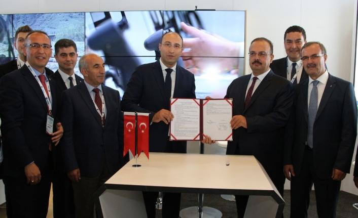 KOP-STM İşbirliğiyle Savunma Sanayi Projesi Hayata Geçiriliyor