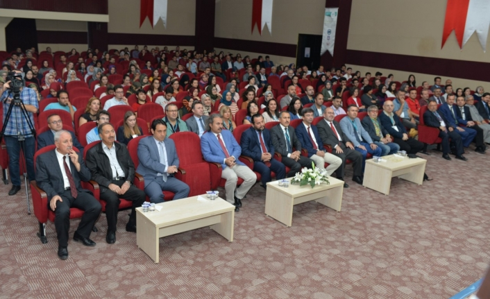 'Uluslararası Matematiksel Çalışmalar Ve Uygulamaları Kongresi' Başladı
