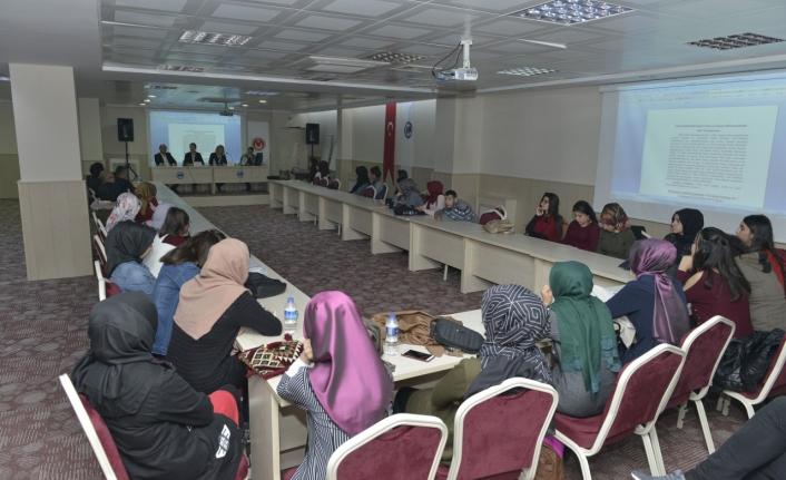 1. Karaman Uluslararası Dil Ve Edebiyat Kongresi Sona Erdi