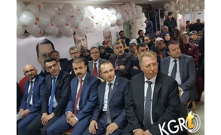 Ak Parti'de Belediye Başkanlığı İçin 12 Kişi Adaylık Başvurusunda Bulundu
