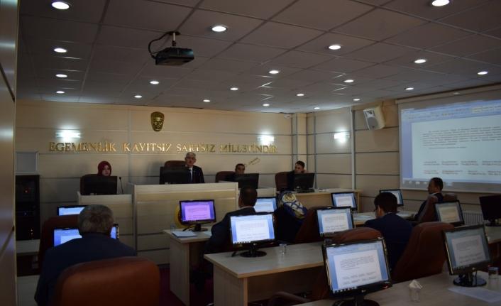 İl Genel Meclisi Kasım Ayı Toplantıları Ve Bütçe Görüşmeleri Başladı
