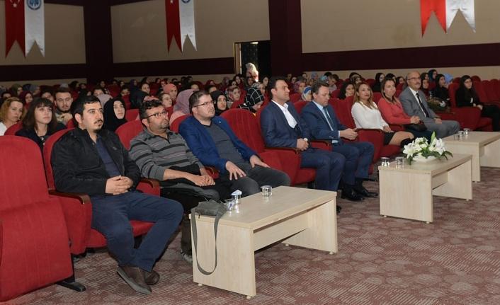 KMÜ'de '24 Kasım Öğretmenler Günü' Kutlama Programı Düzenlendi