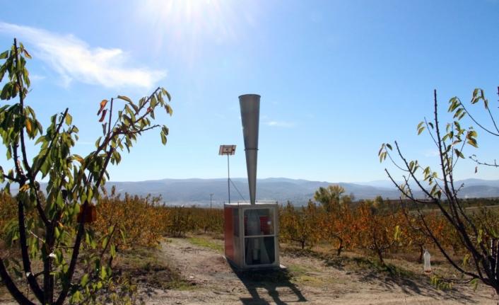 KOP İdaresi Desteği İle Meteorolojik Erken Uyarı Sistemi Kuruldu