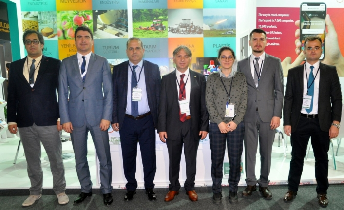 MEVKA, 17. MÜSİAD EXPO Fuarı'nda Konya Ve Karaman Yatırım Ortamını Tanıttı