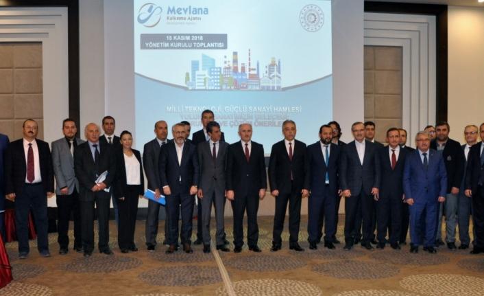 MEVKA, Kasım Ayı Yönetim Kurulu Toplantısı'nı Gerçekleştirdi