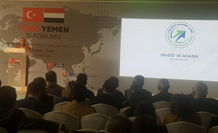 Türk-Yemen İş Forumu'nun 2. Karaman'da Yapılacak