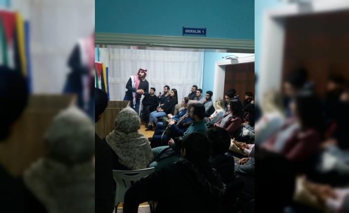 Ukrayna Ve Ürdün Kültür Gecesi Düzenlendi