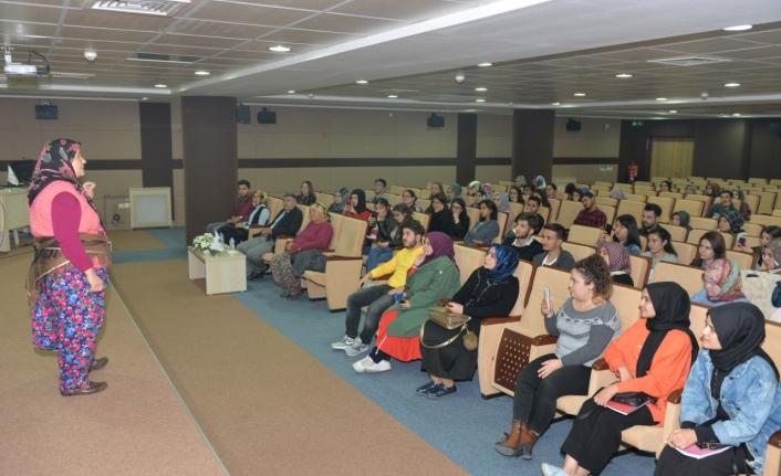 Ümmiye Koçak Girişimcilikte Kadının Rolünü Anlattı