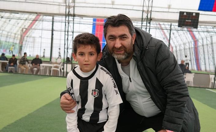 Beşiktaş Mersin Bölge Turnuvasında Başarısıyla Dikkatleri Üzerine Çekti