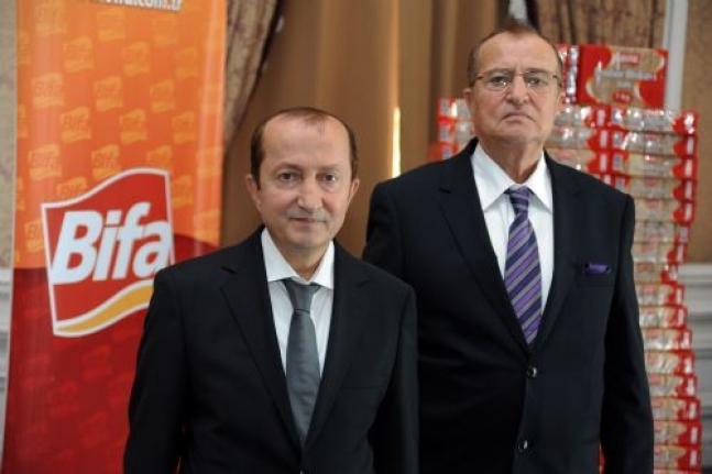 Bifa Bisküvi Türkiye'nin En Büyüklerinden