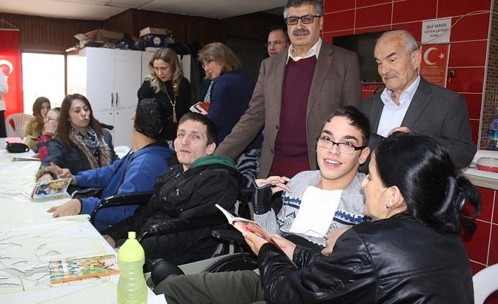 Engelliler Günü Okuma Programı Düzenlendi