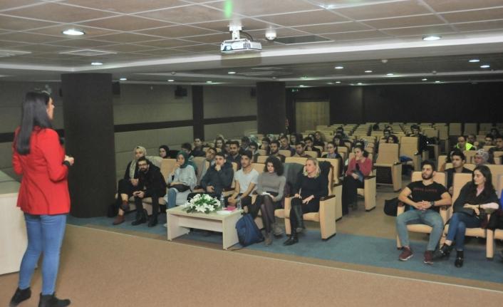 Erasmus Bilgilendirme Toplantısı Düzenlendi