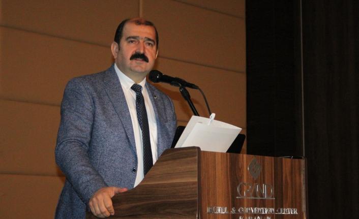 İş Hukuku Ve İş Sağlığı Güvenliği Konulu Konferans Düzenlendi