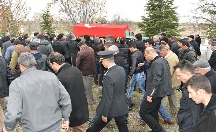 Kıbrıs Gazisi Dualarla Son Yolcuğuna Uğurlandı