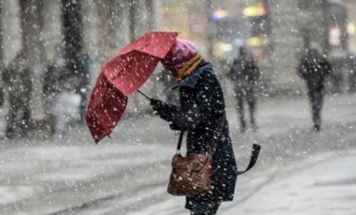 Soğuk Ve Yağışlı Hava Etkisini Gösterecek