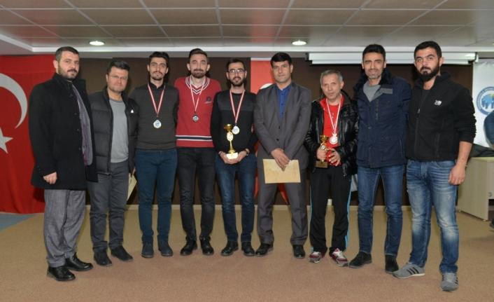 Spor Oyunlarında Ödüller Sahiplerini Buldu