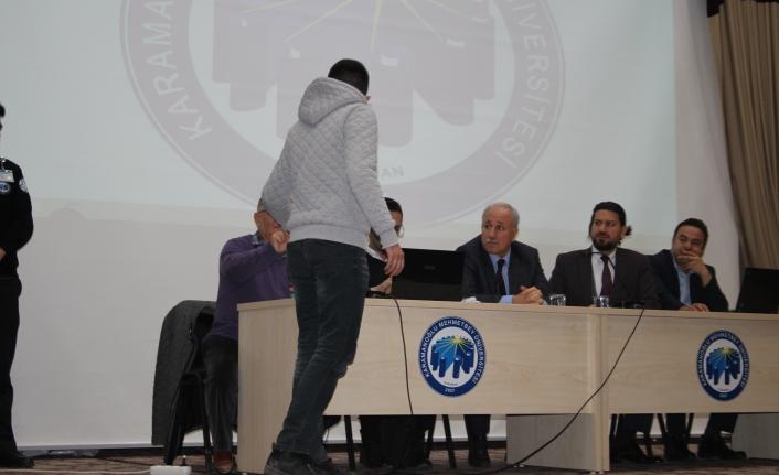 Üniversiteye İşkur'dan Alınacak 50 Kişi Kurayla Belli Oldu