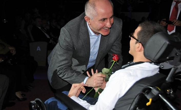 Vali Meral: Engelli Vatandaşlarımıza İhtiyaç Duydukları Yardım Eli Uzatılmalı