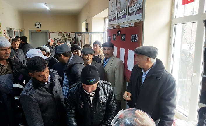 Güldere Köyü II. Etap Arsa Kura Çekimi Yapıldı