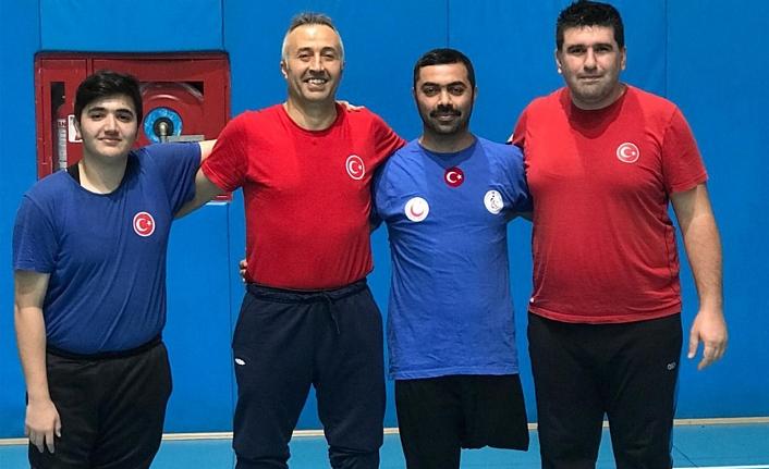 İlimizden Milli Takım Kampına 3 Sporcu, 1 Antrenör