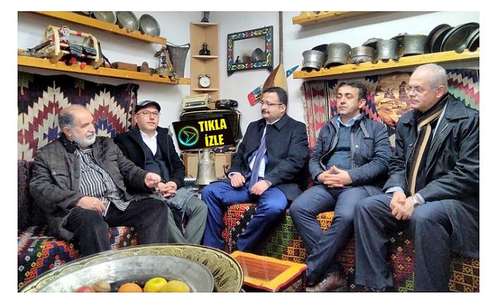 İYİ Parti'den Gazeteciler Günü Kutlama Ziyareti