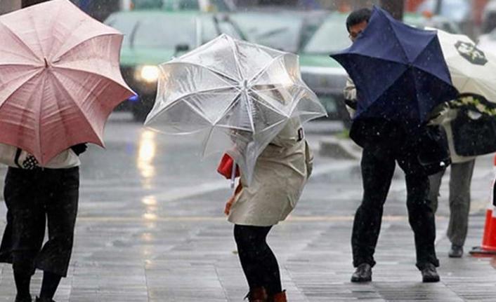 Meteorolojiden İlimiz İçin Kuvvetli Fırtına Uyarısı