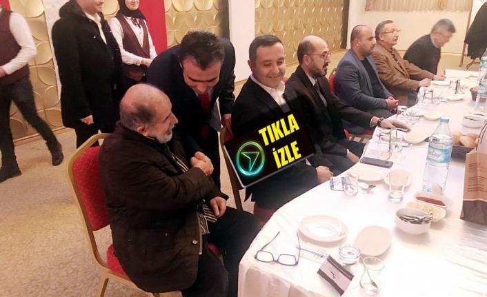 MHP'li Başkan Adayı Kalaycı Basın Mensuplarıyla Bir Araya Geldi