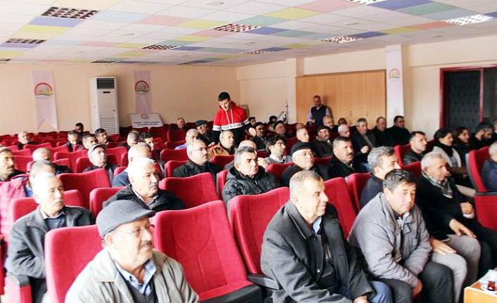 Tarım Sigortası İlimizde 2019 Yılında Pembe/Beyaz Tomurcuk Döneminde Başlayacak