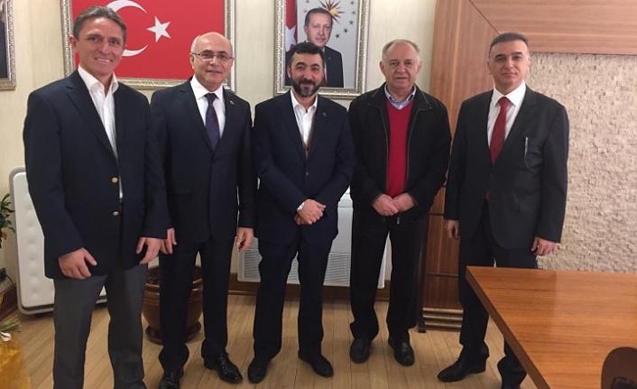 ANKARAMANDER'den Türk'e Hayırlı Olsun Ziyareti