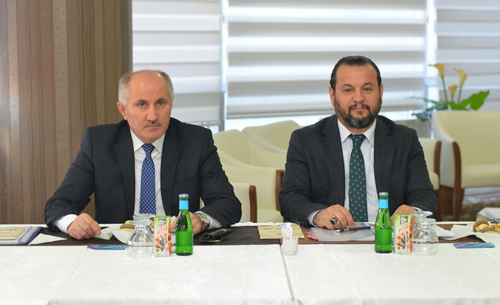 KMÜ Güvenlik Koordinasyon Toplantısının Ev Sahipliğini Yaptı