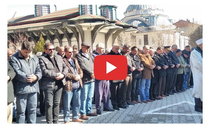Mehmet Darçın Uygun Abimiz Dualarla Defnedildi