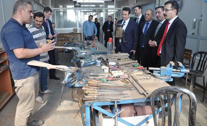 """Ülger """"Yıllık Üretilen 800-850 bin Av Tüfeğinin 400-450 binini Konya'dan"""""""