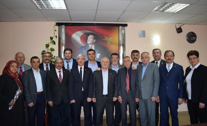 2014-2019 Seçim Döneminin Son Toplantısı Yapıldı