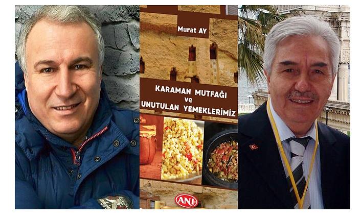 Anı Bisküvi'den Karaman Mutfağı ve Unutulan Yemekler Kitabı