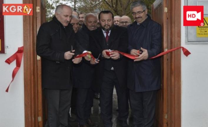 Buram Buram Tarih Kokan Nalıncılar Evi Açıldı