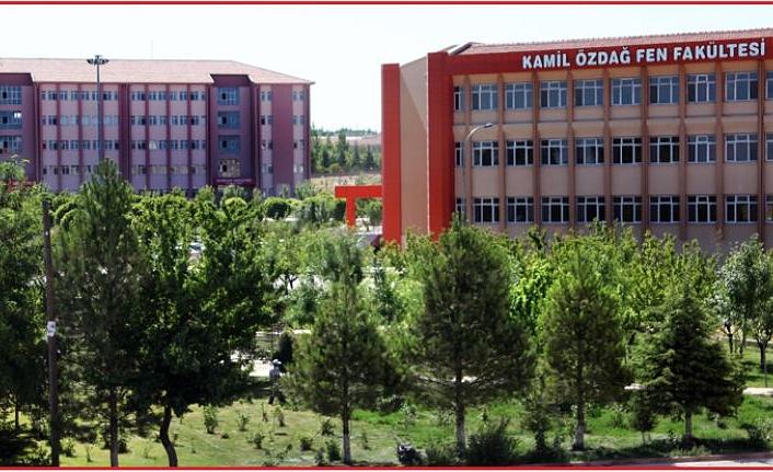 Kamil Özdağ Fen Fakültesi Birinci Oldu