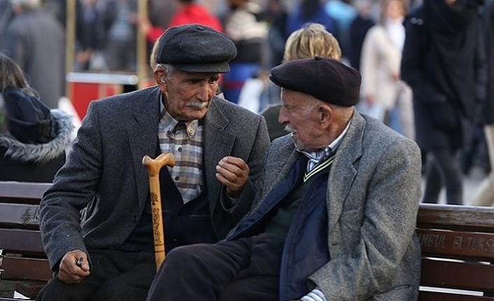 Karaman'ın %10,5'u Yaşlılardan Oluşuyor