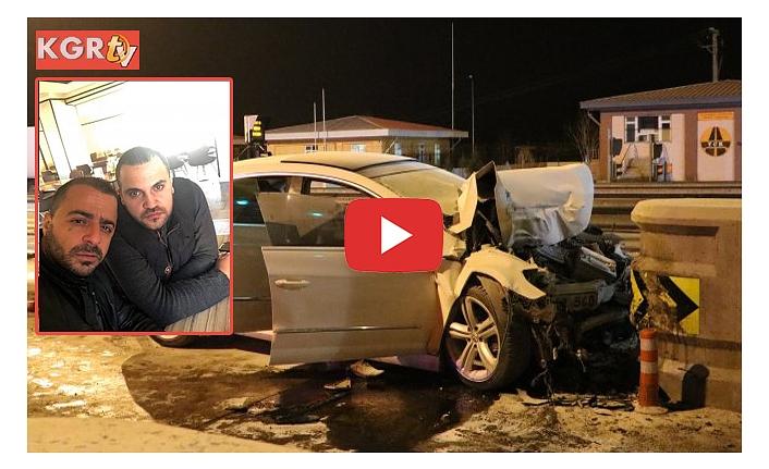 Karamanlı İki Genç Kazada Hayatını Kaybetti