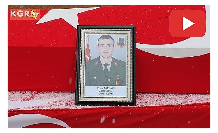Kastamonu'da 3 Askerin Hayatını Kaybettiği Kaza Anı Güvenlik Kameralarına Yansıdı
