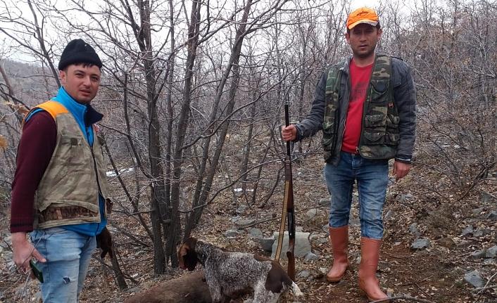 Kazımkarabekir İlçesi'nde 11 Adet Yaban Domuzu İtilaf Edildi
