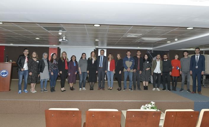 Ünlü Siyasetçi Atatürkçü Düşünce Öğrenci Topluluğunun Konuğu Oldu