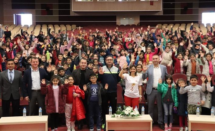 'Spor Kültürü ve Olimpik Eğitim Projesi' Etkinliği İlimizde