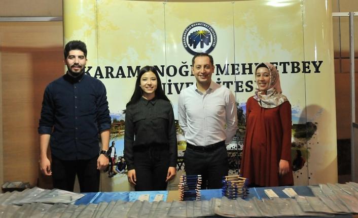 Karamanoğlu Mehmetbey Üniversitesi Ulusal Tanıtım Fuarlarında