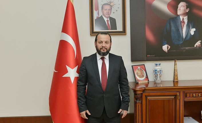 Akgül'den Başdanışman Tanrıverdi'ye ve Hak-İş Genel Başkanına Ziyaret