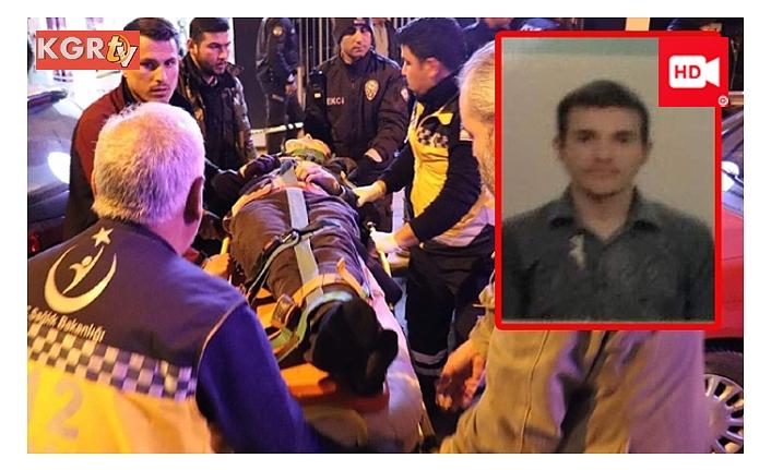 Azerbaycan Uyruklu Üniversite Ögrencisi 5. Kattan Düştü