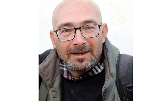Gazeteci Çetin'in Abla Acısı