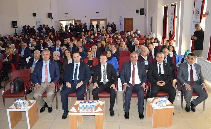 Yazarlar Ermenek'te Öğrencilerle Buluştu