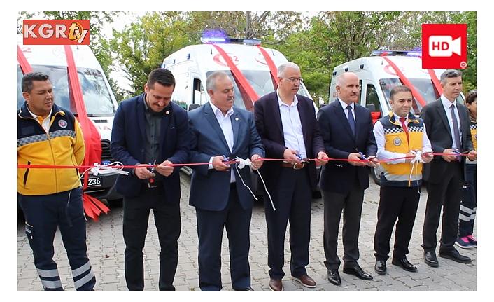 Ambulans Sayısı 41 Oldu