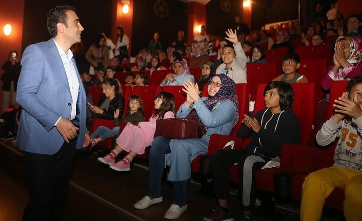 Anneler İçin Ücretsiz Sinema Etkinliği Yoğun İlgi Gördü