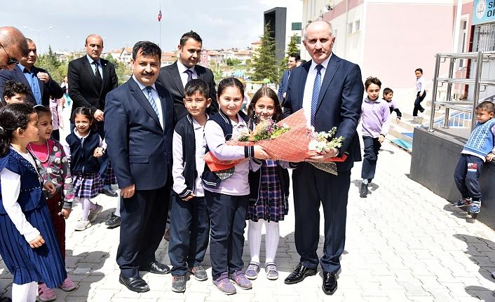 Şehit Oğuzhan Küçük Adına Yapılan Kütüphane Açıldı